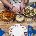 Giffords Circus & Daylesford Cookery School Chef's Table Supper: Cotswolds