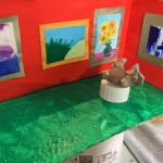 Create a Gallery In A Shoebox