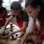 Easter Holiday Cookery Classes - Easter Mini Egg Tiffin and Hot Cross Scones