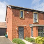 3 bedroom Detached House For Sale - Kauto Star Gardens, Cheltenham, GL50 4GR - £339,995