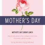 COMPETITION - WIN a Mother's Day Sunday Lunch for four people at DoubleTree by Hilton