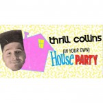 The (In Your Own House) Party - On Friday 20th March 2020 at 8pm we will be broadcasting a live show from one of our very own houses into yours