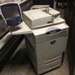 Online Timed Auction Sale: Laminator and Xerox Printer