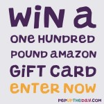 COMPETITION: Win £100 Amazon Gift Card - To spend on yourself or others!