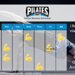Online Pilates Sessions - low impact exercises to improve strength, mobility, stability and performance