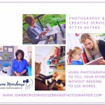 Use photography to tell your story with Joanne Moorhouse - Brand Photographer