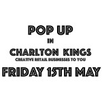 Virtual Charlton Kings Pop Up - One Day Only Offers