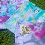 COMPETITION: WIN a hand made tie dye tshirt and bag!