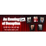 An Evening of Deception with host Steve Knibbs - An interactive performance in your home!