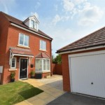 Newdawn Close, Bishops Cleeve, Cheltenham - £350,000