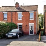 3 bedroom Semi-detached house For Sale - Cromwell Road, Cheltenham, GL52 5DN - £320,000
