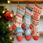 COMPETITION - WIN a personalised handknitted Christmas stocking worth up to £38 from ChunkiChilli.com