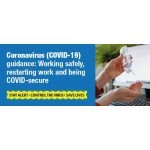 Tidal Training Direct Ltd. HSE Making your workplace COVID-secure during the coronavirus pandemic