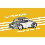 Charity Car Treasure Hunt