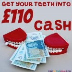 £110 CASH PRIZE TO BE WON!