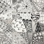 ONLINE: INTRODUCTION TO ZENTANGLE