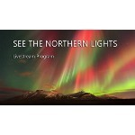See the Northern Lights - Livestream Programme