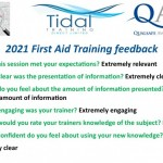 Qualsafe Awards Level 3 Award in Emergency First Aid at Work (RQF)