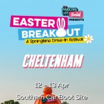 Easter Breakout - A Springtime Drive-In Festival - Movies, Drag, Family Entertainment