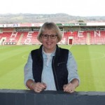 New Supporters Liaison Officer onboard at Cheltenham Town