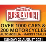 Tewkesbury Classic Vehicle Festival 2021