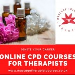 Online CPD courses for Beauty & Holistic Therapists