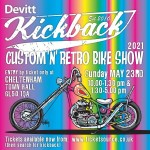 KICKBACK: The UK's Custom + Retro Bike Show