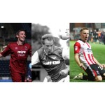 Cheltenham's under-21 internationals