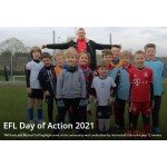 Robins mark the EFL Day of Action