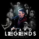 Piano Legends with Peter Gill