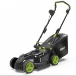 SAVE OVER £200 ON THE NEW GTECH LAWNMOWER 2.0 BUNDLE