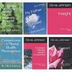 COMPETITION to WIN a set of 6 books on Mental Health by Olivia Johnson