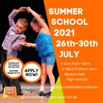 Stagecoach Summer School 4-6yrs