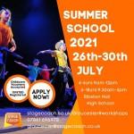 Stagecoach Performing Arts Summer School 6-18yrs