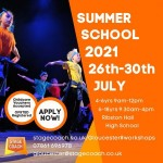 COMPETITION to WIN 1 of 4 tickets for Stagecoach Gloucester Performing Arts Summer School
