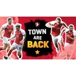 Town are back: season tickets on general sale