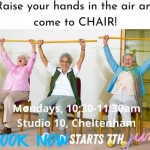 BRAND NEW CHAIR PILATES CLASS ***FREE TASTER SESSIONS , BOOK NOW!***