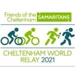 Friends of the Cheltenham Samaritans bring you The Cheltenham World Relay 2021!
