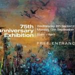 Cheltenham Art Club 75th Anniversary Exhibition
