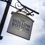 The Hollow Bottom: A place in the Country where the food is great and the beer flows freely