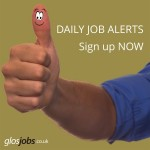 Apply first for new jobs with the daily job email - Apply Now for 3000+ Jobs in Gloucestershire from GlosJobs.co.uk