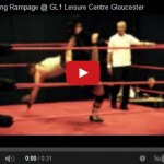 Wrestling Rampage @ GL1 Leisure Centre Gloucester - Video