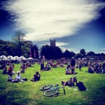 Cirencester's Phoenix Festival in the summer By Laura Pawlowska - Photo