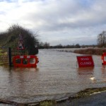Haw Bridge Road Flooding - Photo