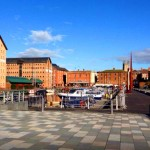 Sunny Gloucester Docks - Photo