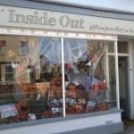 Inside Out independent Gift Shop in Bath Road Cheltenham