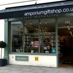 Emporium Gift Shop: Wide variety of gifts, homewares, cards & toys
