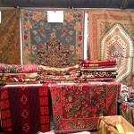Kashmiri clothing & rugs