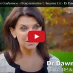 Enterprising Women Conference 2014 - Video by www.glos.info