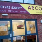 A. R. COOK MOTOR ENGINEERS - MOTs. Servicing. Repairs